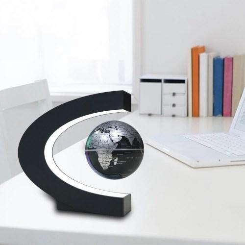 3 C Shape Magnetic Levitation Floating Globe