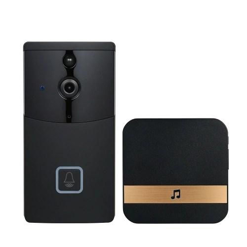 720P Video Doorbell Wireless Smart Remote Video Doorbell