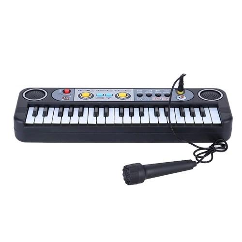 37 Keys Multifunctional Mini Electronic Keyboard Music Toy