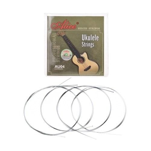 Alice AU02 Soprano Ukulele Ukelele Uke Strings Set