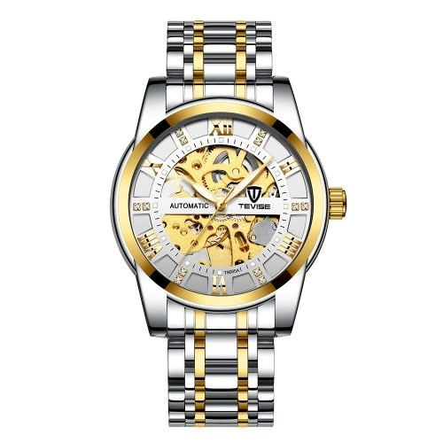 Fashionable Hollow Out Automatic Watch