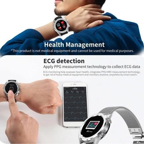 DTNO.I Fitness Tracker Intelligent Watch