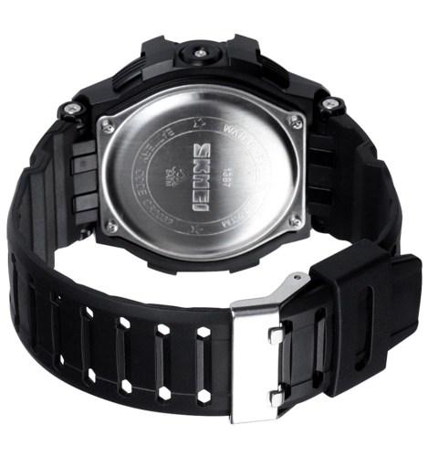 SKMEI 1387 Mens Analog Digital Luminous Electronic Watch
