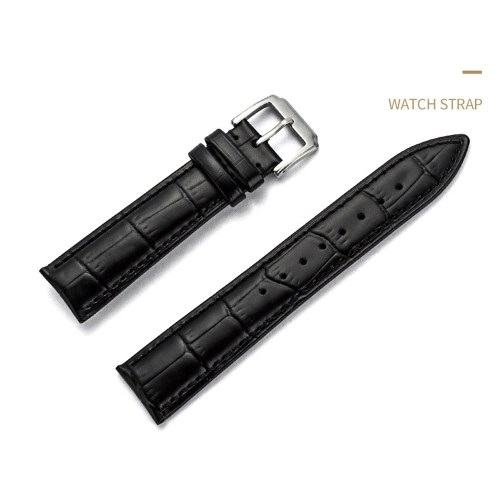 Classical Vintage Leather Watch Belt