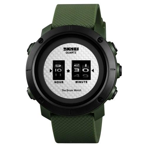 SKMEI 1486 Men Analog Digital Electronic Watch