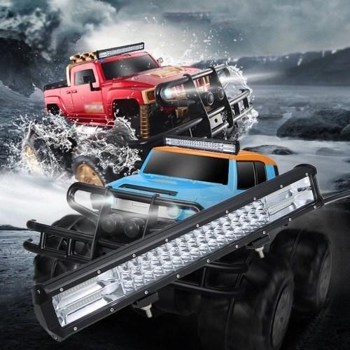 LED Light Bar Flood Spot Combo Beam Work SUV Fog Lights