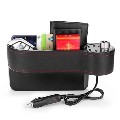 Car Seat Organizer Seat Side Pocket Organizer Gap Storage Box