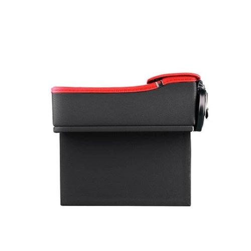 Car Seat-gap Catcher Organizer Box Storage Cup Holder