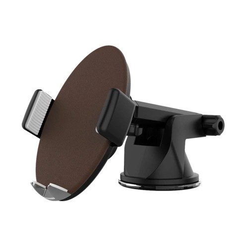 Car Mount Qi Wireless Phone Holder Charger One Touch Open Quick Fast Charger