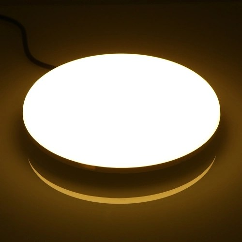 AC85-265V 36W 192 LEDs 3240LM Round Circular UFO Lamp