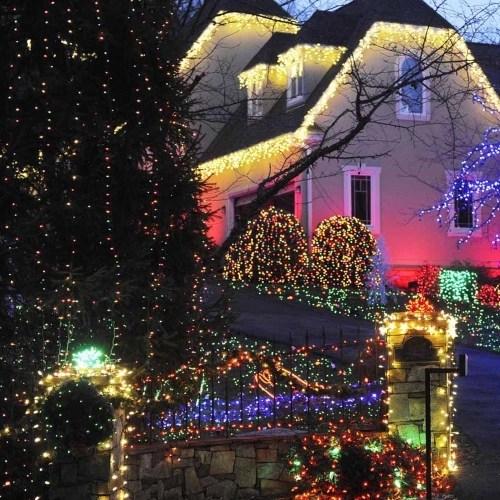 4.5V 6W 10 Meters 100 LEDs Fairy String Light