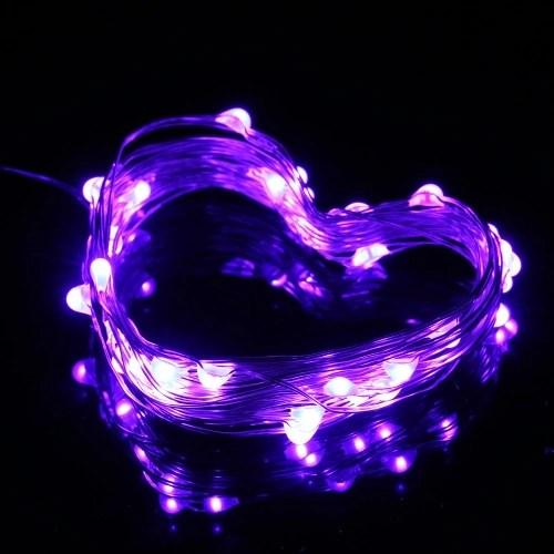4.5V 6W 10 Meters 100 LED Fairy String Light