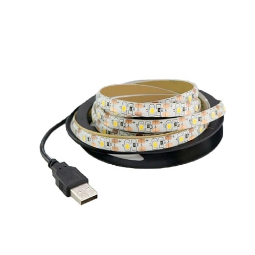 DC5V 18W Led light with battery box induction DC waterproof led light strip