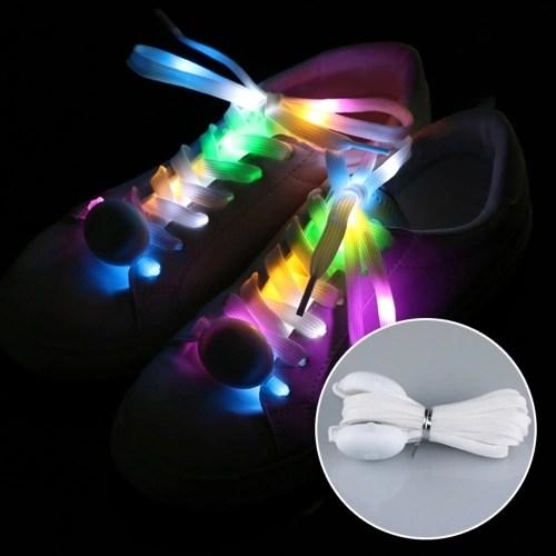 LED Multi-color Shoelace