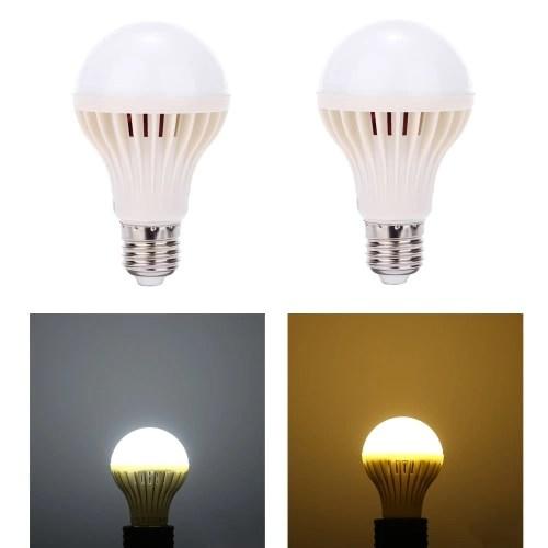 E27 Base LED Ball Bulb Lamp Bubble SMD5730 18W/12W/9W/7W/5W/3W AC220V LED Light Eye-protection Energy-saving 3000K/6000K