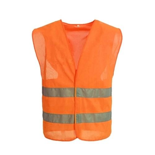 120046 Reflective Safety Vest High Visibility Safety Vest