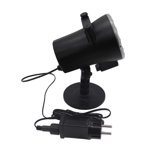 Animated Projector Lamp Stage Light Snow Film Projector