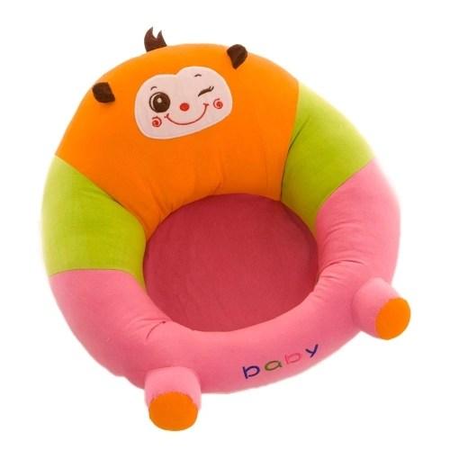 Cartoon Stuffed Sofa Infant Learn Sit Chair