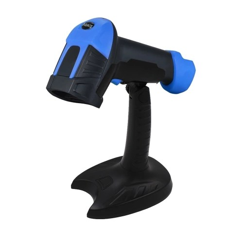 Aibecy Q8 USB Automatic Barcode Scanner Bar Code Reader with Hands Free Stand for Mac Windows Android Linux