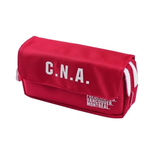 Large Capacity Pencil Cases Canvas Pen Pouch