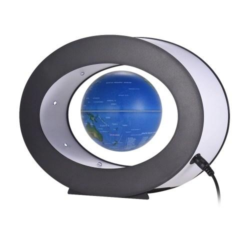 3 Inch Magnetic Levitation Floating Earth Globe World Map
