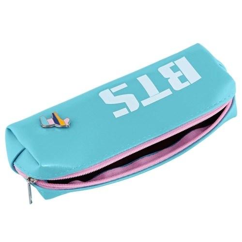Lovely BTS Stationery Bag Student Pencil Storage Bag