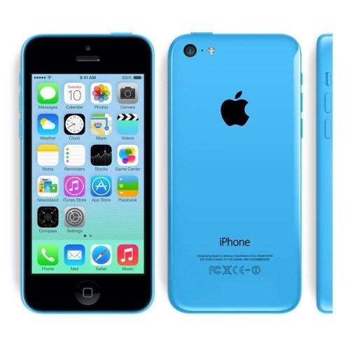 Refurbished Apple iPhone 5C Smartphone-Unlocked- Good Condition