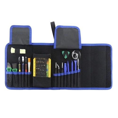 BEST 119 64 in 1 Household Professional Tools Repair Set