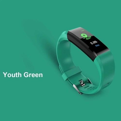 IP67 Colorful Screen Fitness Smart Bracelet Wristband