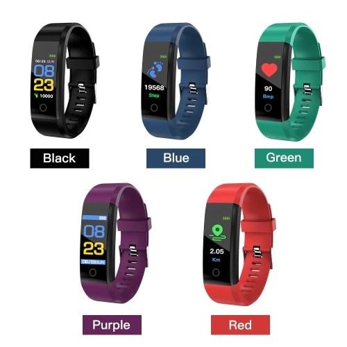 115PLUS Color Smart Band Bracelet