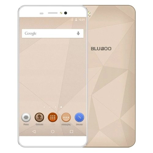 cafago BLUBOO Picasso MTK6735 1.3GHz 4コア GOLDEN(ゴールデン)