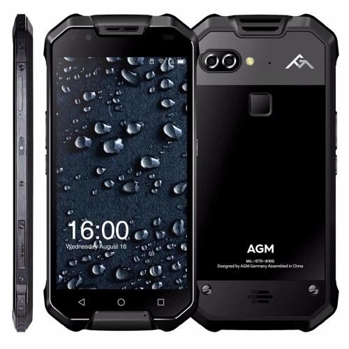 AGM X2 Rugged 4G Smartphone 6GB+128GB