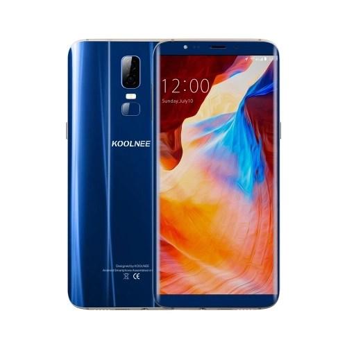 KOOLNEE K1 4G Smartphone 6.01-Inch 18:9 Screen 4GB RAM 64GB ROM