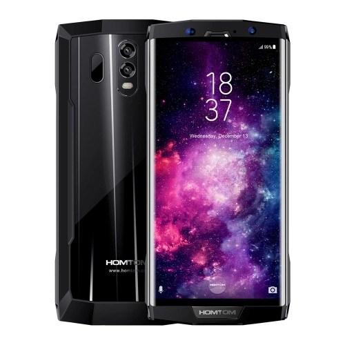 HOMTOM HT70 4G Smartphone 4GB + 64GB 10000mAh