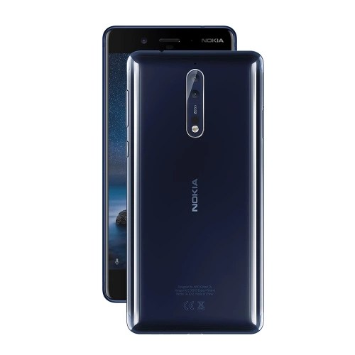 Global Version NOKIA 8 Mobile Phone 6GB RAM 128GB ROM