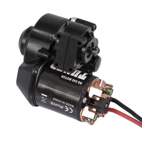AUSTAR 540 27T RC Brushed Motor with Gear Box