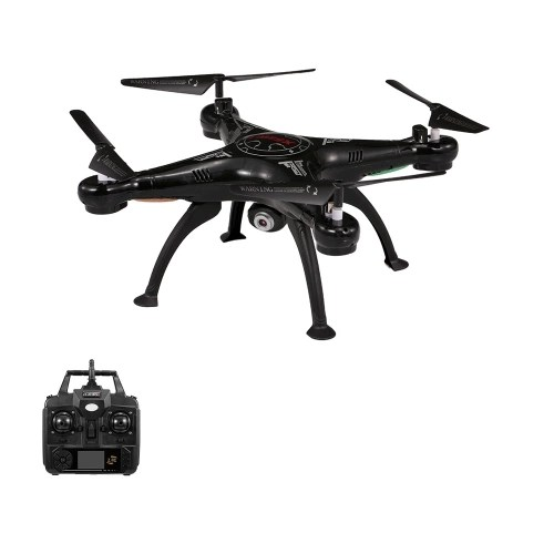 X5SW-1 2.4GHz 720P Camera One Key Return RC Drone Quadcopter