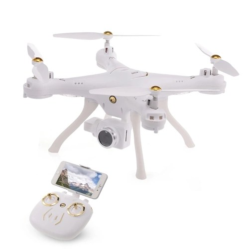 ATTOP W9 GPS RC Drone with 720P Camera(5G Wifi)