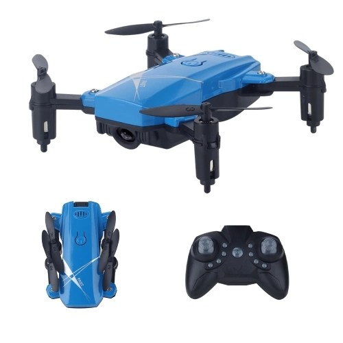 LF602 Foldable Drone with 720P Camera(2 Battery)