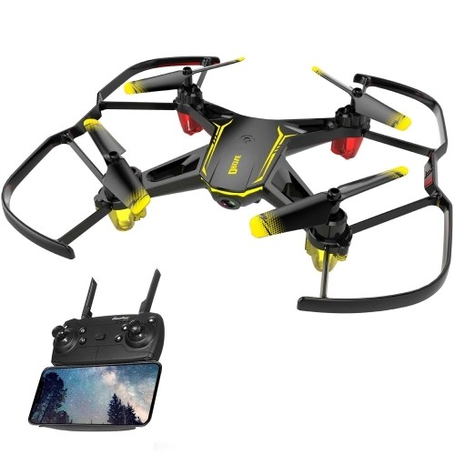 GLOBAL DRONE GW66 Drone with 480P Camera(1 Battery)