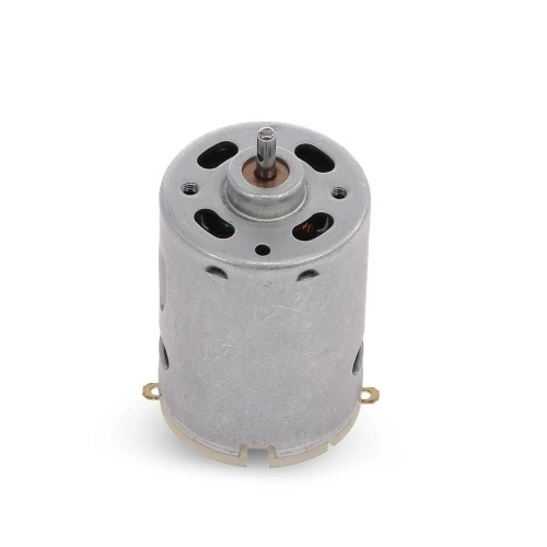 1 Set Electric Motor 545 DC 12V 0.2A with Twist Drill Bit Chucks