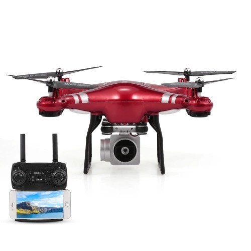 FULAIYING TOYS X52HD RC Drone with Camera