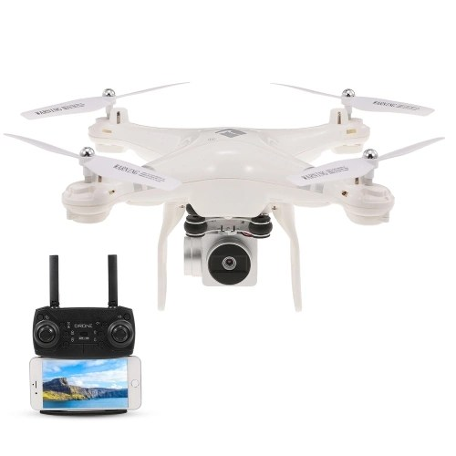 FULAIYING TOYS X52HD RC Drone with Camera 1080P