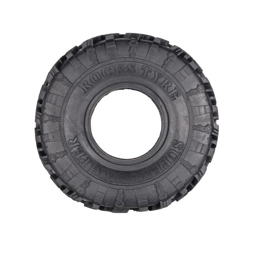 4Pcs AUSTAR AX-4021 2.2 Inch 130mm Rock Crawler Tires for 1/10 Traxxas D90 SCX10 AXIAL RC Car