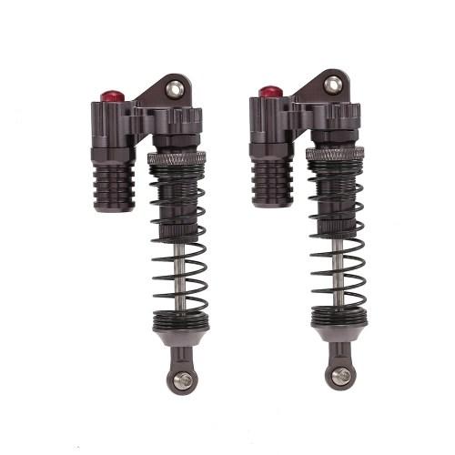 2pcs RC Car Parts 90mm Metal Shock Absorber Damper