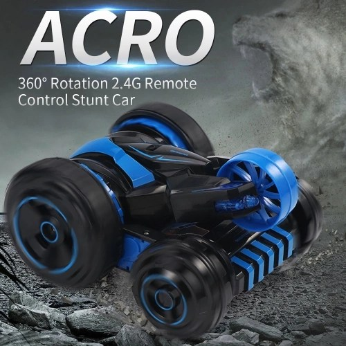 JJR/C Q49 RC Stunt Car