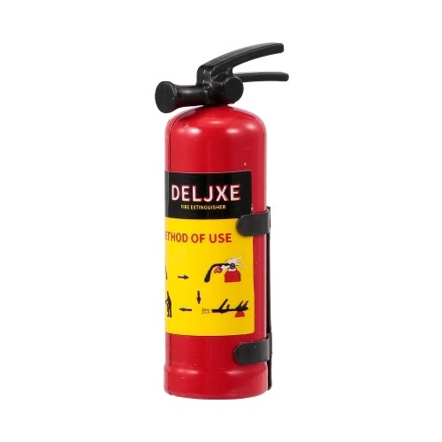 Fire Extinguisher RC Rock Crawler Accessory