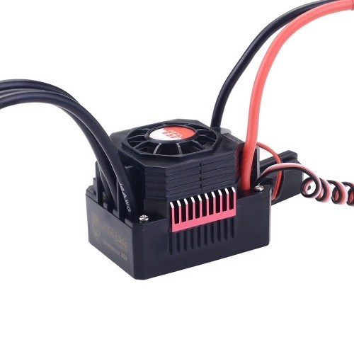 SURPASS HOBBY 45A Brushless ESC Waterproof Electric Speed Controller