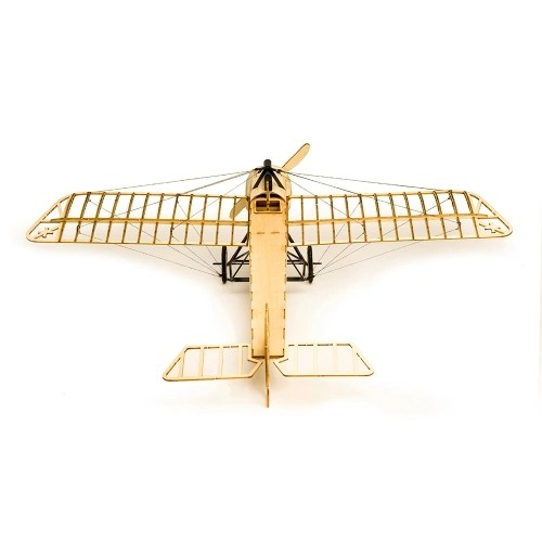Dancing Wings Hobby VX08 1/23 Fokker-E 410mm Wingspan Balsa Wooden Static Airplane Model