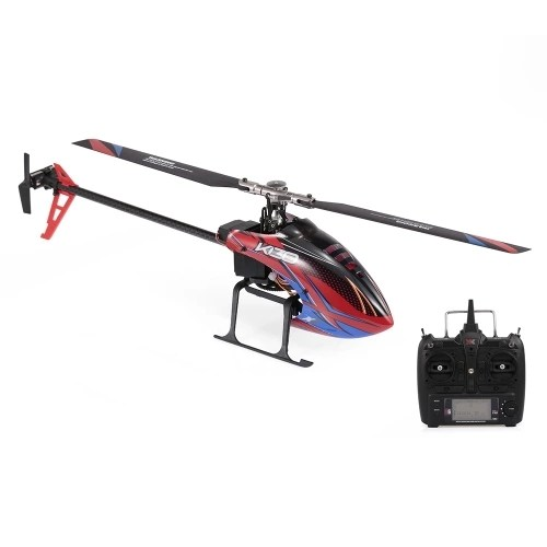 WLtoys XK K130 2.4G 6CH RC Helicopter